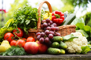 bigstock-Fresh-Organic-Vegetables-In-Wi-47214697